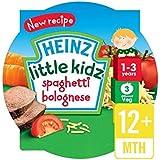 Heinz Spaghetti Bolognese Plateau 230G - Paquet de 4