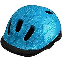 Weeride Casco de Bicicleta Para Bebés, Azul, 44cm