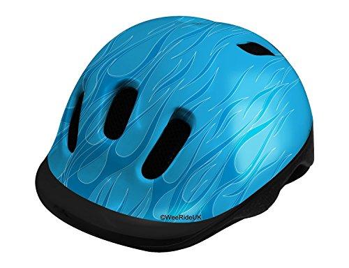 WeeRide Jungen Fahrradhelm, Blau, 44 cm/S, 97732R Preisvergleich