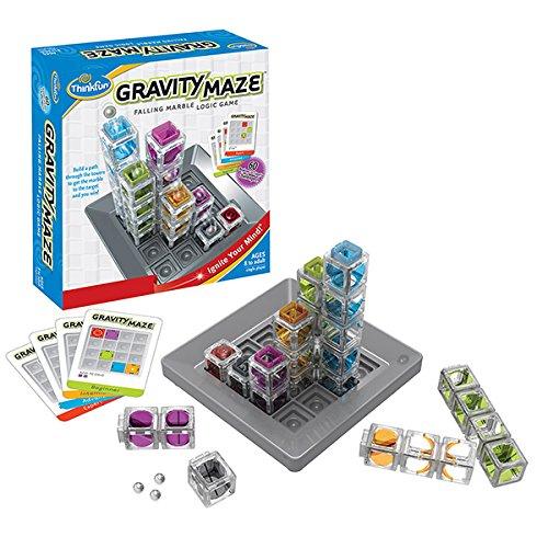 Thinkfun 11211 - Gravity Maze, Gioco di logica