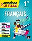 Français 1re toutes séries: cours, cartes mentales, sujets corrigés. et vidéos