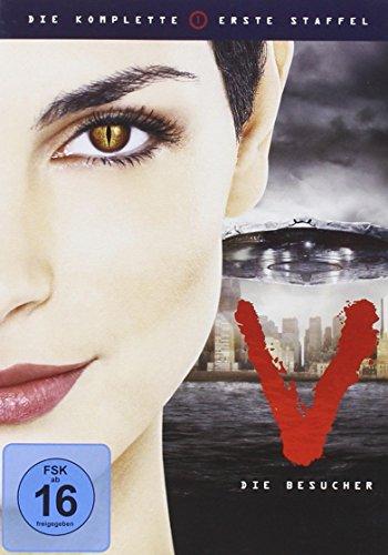 V - Die komplette erste Staffel [3 DVDs] gebraucht kaufen  Wird an jeden Ort in Deutschland