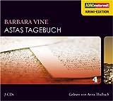 Astas Tagebuch, 3 CDs (ADAC Motorwelt Krimi-Edition)