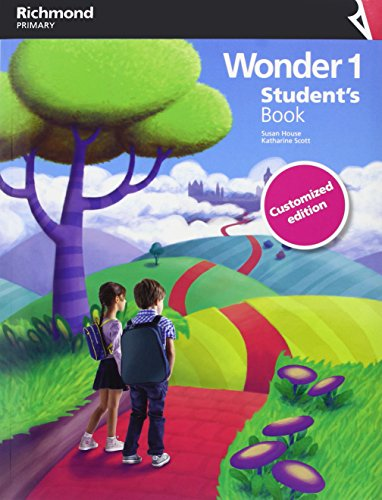 WONDER 1 STUDENT¿S CUSTOMIZED PACK