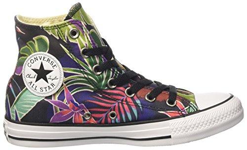 Converse Ctas Hi, Sneaker a Collo Alto Donna Multicolore (Fuchsia Glow/Menta/White)