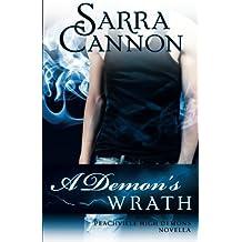 A Demon's Wrath: A Shadow Demons Novel by Sarra Cannon (2013-11-02)