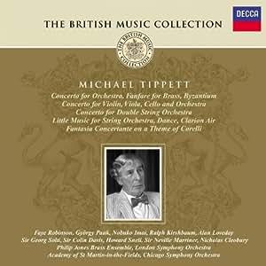Tippett: Various Works