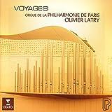 Voyages : transcriptions pour orgue | Latry, Olivier. Interprète