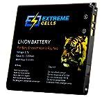 Extremecells® Akku für Sony Xperia Ray E Neo Neo V pro tipo ersetzt BA700 Batterie Accu