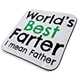 Worlds best farter ~ mean father ~ Fathers - Best Reviews Guide