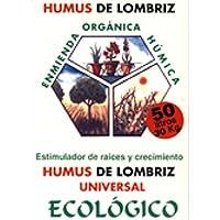 Flower - Sustrato de humus de lombriz 50 litros 30 kg