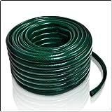 TERRA Tuyau d'arrosage Economic, vert, 3/4', 50 m