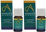 (2 Pack) - Absolute Aromas - Chamomile German Oil | 2ml | 2 PACK BUNDLE