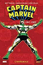 Captain Marvel - L'intégrale T01 (1967-1969) de Don Heck