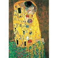 1art1® Gustav Klimt - El Beso, 1908 Póster Impresión Artística (70 x 50cm)