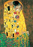 Gustav Klimt - Il Bacio, 1908 Stampa d'Arte (70 x 50cm)
