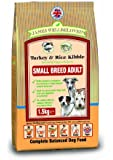 James Wellbeloved Dog Food Adult Small Breed Turkey and Rice