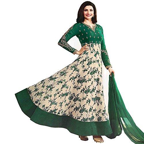 Monika Silk Mill Semi-stitched Salwar Suit Dupatta Material