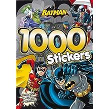 Batman : 1000 stickers