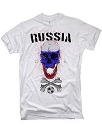 Neck Deep Camiseta Oficial en Blanco con Cerezas y Calavera CZSZELt