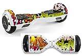 Graffiti-Skin adesiva con Hoverboard Hov4 Balance Board