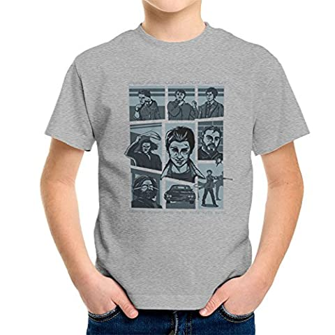 Supernatural Parody Song Hillywood Show Sam And Dean Winchester Kid's T-Shirt