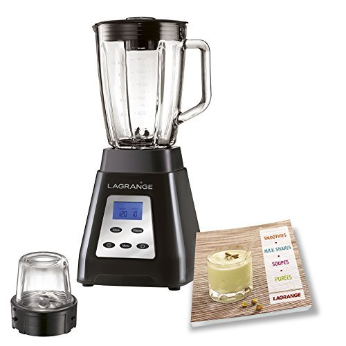 Lagrange 609003 Blender Mixer 1000 W Noir