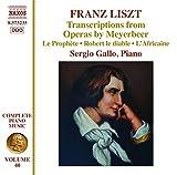 Liszt: Complete Piano Music Vo -