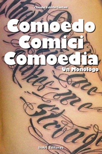 Comoedo comici comoedia por Claudio Valerio Gaetani
