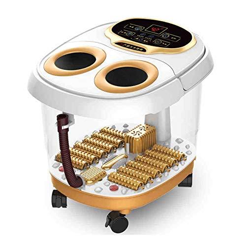 Diffusor 2 Fuß (QIDI Fußbad Spa Rolle Massagegerät Hydro-Jets Vibration Massage Aromatherapie Diffusor (Farbe : T-2))