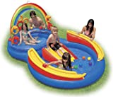 Inflatable Intex Rainbow Ring Play Cente...