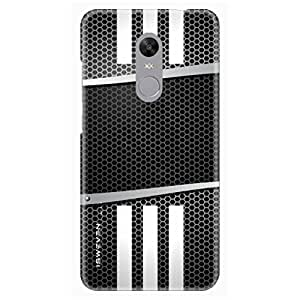 iSweven Nesty Adidoz design printed matte finish back case cover for Xiaomi Redmi Note 4X
