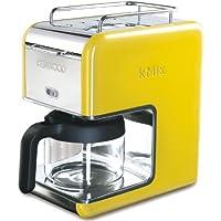 Kenwood CM 028 kMix Kaffeemaschine/Boutique-Serie/6 Tassen/Gelb