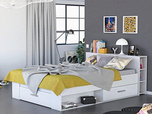 Kompaktbett Einzelbett Jugendbett Doppelbett Bett Funktionsbett