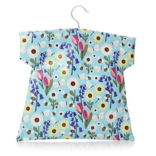 retro-style-vintage-premium-quality-oilcloth-waterproof-peg-bag-butterfly-garden-with-clothes-line-h