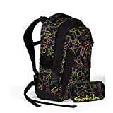 Satch Sleek Disco Frisco Schulrucksack Set 2tlg.
