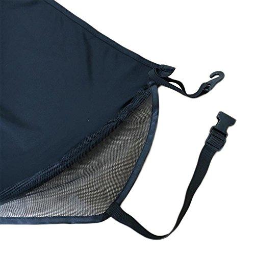 Pare-soleil universel pour poussette, matériau anti UV, imperméable, coupe-vent, protection solaire, accessoires