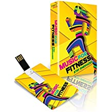 Music Card: Music For Fitness - Stay Energized (320 Kbps MP3 Audio)