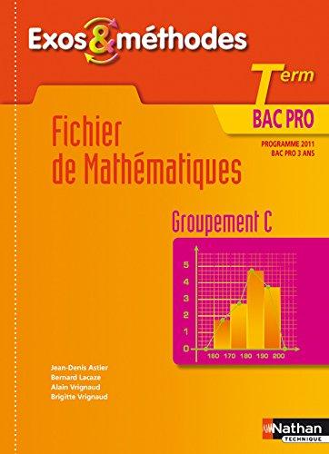 Fichier de Mathmatiques Term Bac Pro