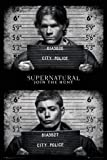 GB eye 61 x 91.5 cm Supernatural Mug Shots Maxi Poster, Multi-Colour by GB Eye Limited