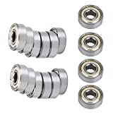 Best Bearings - Generic MagiDeal 608 Skate Ball Bearings for Skateboard Review