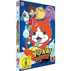 Yo-Kai Watch - Box 1 (2 DVDs) [Edizione: Germania]