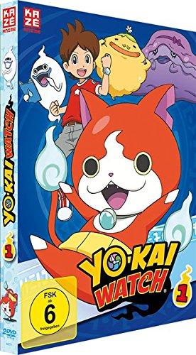 Yo-Kai Watch - Box 1 (Episoden 1-13) (2 DVDs)