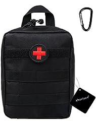 xhorizon TM Molle Medical EMT Sac de premiers secours étanche Nylon tactique sac de premiers soins Sacs utilitaires militaires