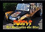 Buggys - die Kultautos der 80er (Wandkalender 2019 DIN A2 quer): Mit dem Kult-Klassiker der 80er durch das Jahr (Monatskalender, 14 Seiten ) (CALVENDO Mobilitaet)