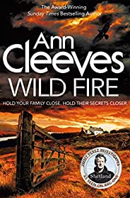 Wild Fire (Shetland) (English Edition)