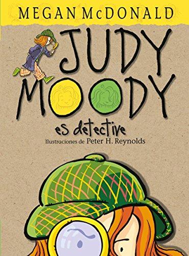 Judy Moody Es Detective / Judy Moody, Girl Detective por Megan McDonald