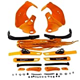 Seba - SEBA FR CUSTOM KIT COLOR - CKIT-FR - Naranja, L