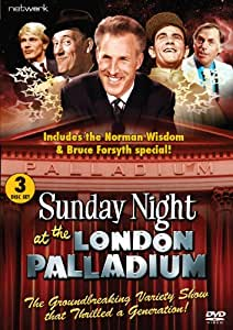 Sunday Night at the London Palladium - Volume One [DVD]