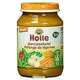 Holle Bio Gemüseallerlei, 190 g